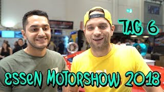 Essen Motorshow 2018 Tag 6 | Yido Performance | Philipp Kaess |