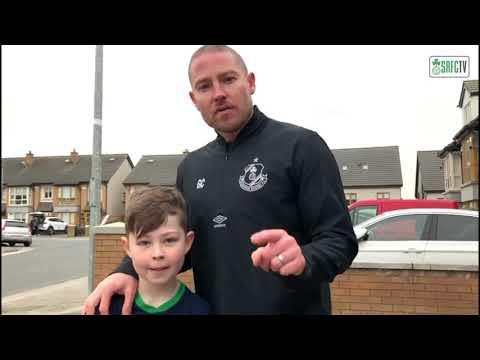 #FamilyFootballFun ☘ with Glenn Cronin