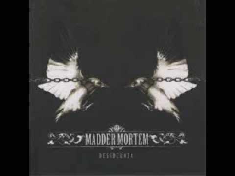 Madder Mortem - M For Malice