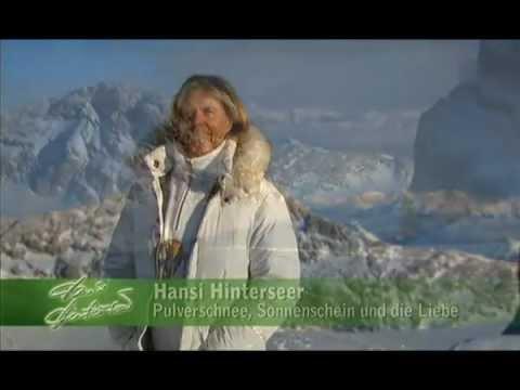 Hansi Hinterseer - Pulverschnee, Sonnenschein und Liebe 2013