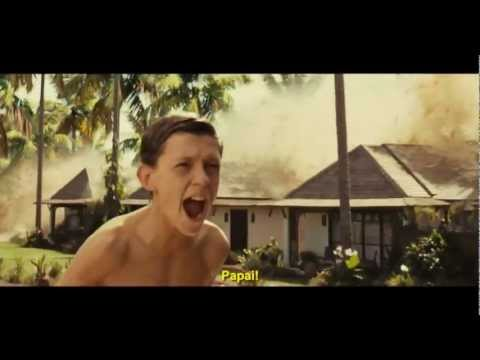Trailer do filme 'O impossível'