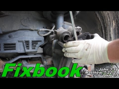 How To Change Disc Brakes On A 2004 Silverado Ehow | Autos ...