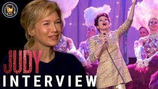 JUDY Interviews with Renée Zellweger and Finn Wittrock