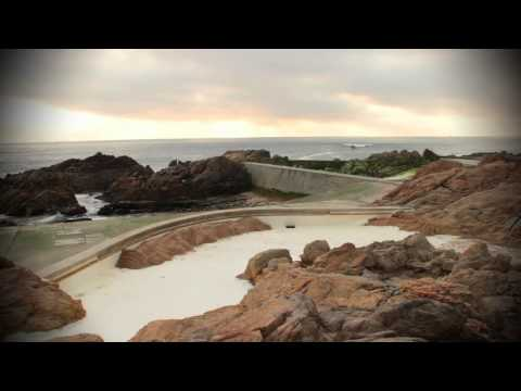 """Siza Vieira - Le�a da Palmeira Pools"" by Architecture Video"