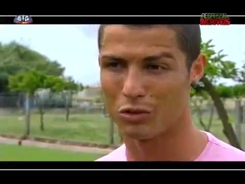 Cristiano Ronaldo's Home In Madrid  2010  - 2 of 5  HD.flv
