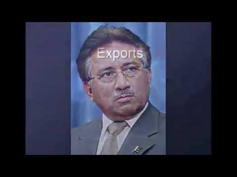 Economy of #Pakistan in #Musharraf Era (1999 - 2007)