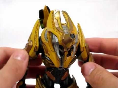 Halo: Reach Series 4 Elite General Video Review