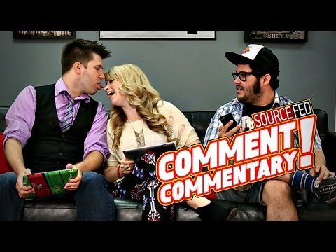 8 Year Old Stoners And Alien Abductions... It's Comment Commentary 110! video