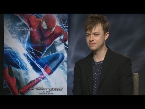 Dane Dehaan Interview: Green Goblin Was A Challenge - Spider-man 2 video