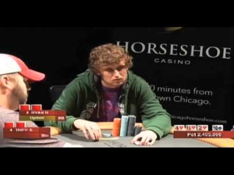 Ryan Riess: post-flop situations