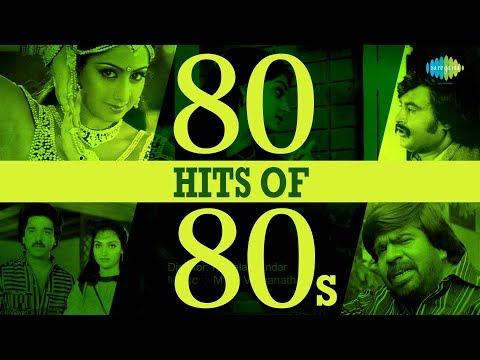 Top 80 Songs From 1980's   One Stop Jukebox   காவியப்பாடல்கள்   Tamil Original HD Songs