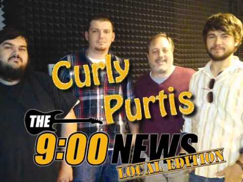 9 O Clock News Local Edition - Curly Purtis