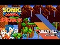 [FR] Let's Play : SONIC MANIA #01   Green Hill Zone