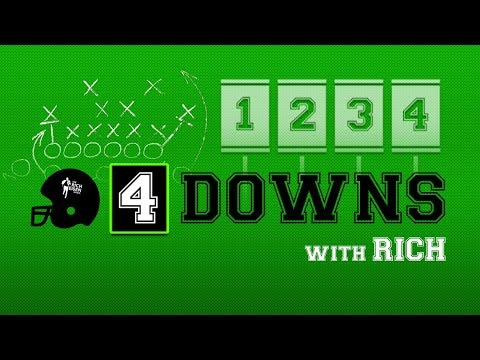 4 Downs with Rich: NFL Week 11 | The Rich Eisen Show | 11/14/17