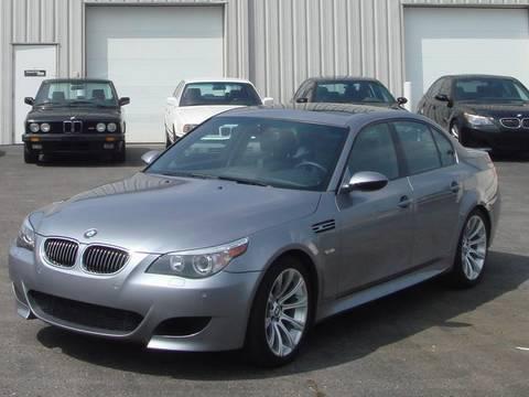 BMW M5 Sedan USA E39