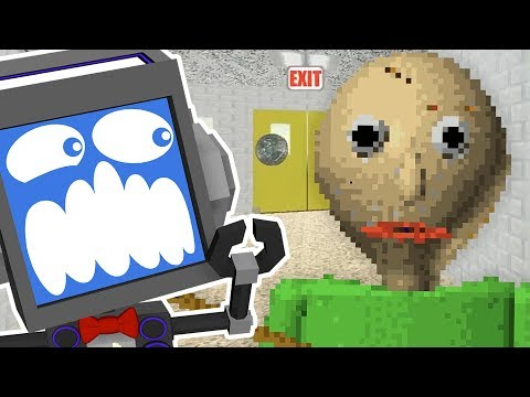 Baldi's Basics in Education and Learning (Weird School Horror Game)