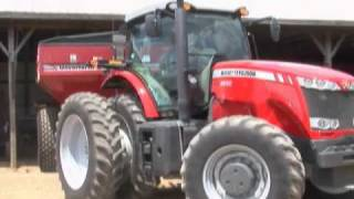 Challenger and Massey Ferguson Tractors - The Farm Report - NAPS  TV.mov