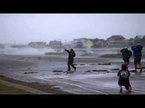 Major STORM - HURRICANE Strike EAST USA