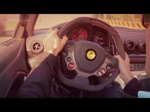 Ferrari Telemetry takes you to the limit