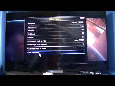 Xtreamer SideWinder 4 XBMC Resolution Problem