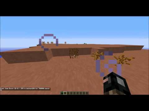 Minecraft Tutorial: Jump Boost and Speed Potion Effects