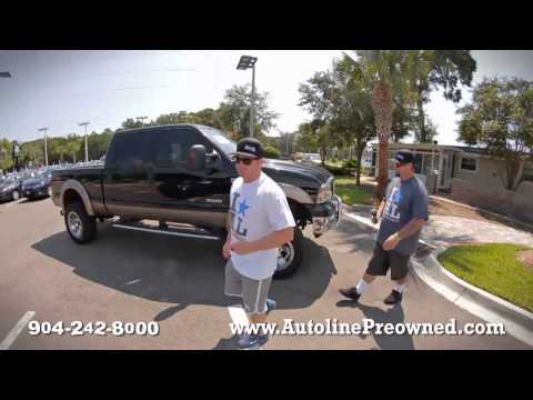 Autoline's 2007 Ford F-250 Super Duty Walk Around Review Test Drive