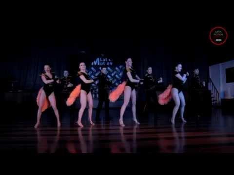 "Latin Motion Show Cup 2014 - ""Perico"" (Mambo Dance Class)"