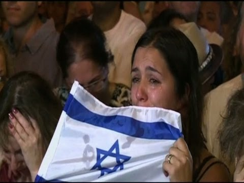 Raw: Hundreds Mourn Israeli Soldier