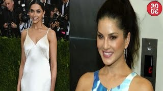 Deepika Plays It Subtle At MET Gala | Sunny Leone Parties With Her Gang
