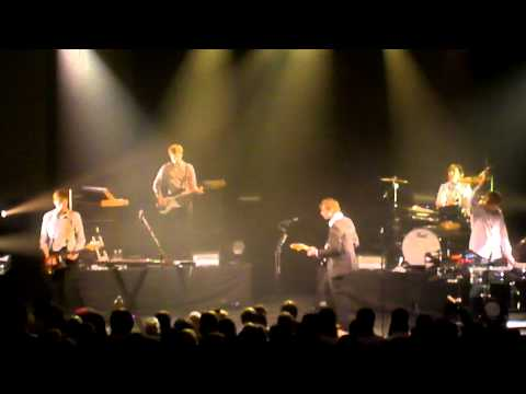 Cut Copy - Where I'm going (Live @ Kulttuuritalo, Helsinki 12.3.11)