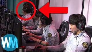 Top 10 Times Pro Gamers Got Caught Cheating