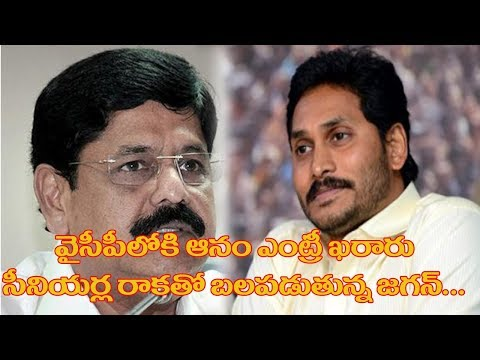 YSRCP getting political support from ruling party    Anam Rami Reddy    Pulihora News