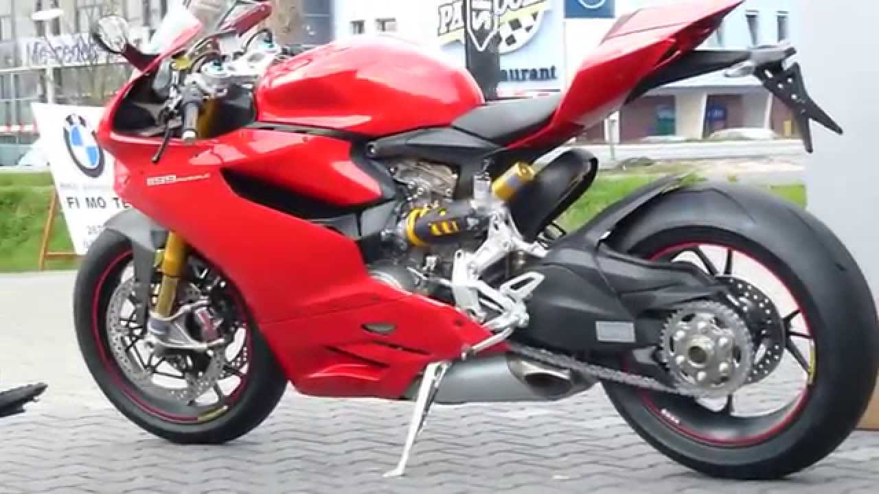 Ducati 1198 Panigale Panigale s vs Ducati 1198