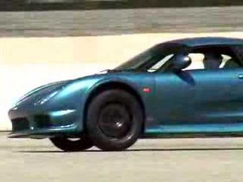 2007 Noble M400 Road Test by Edmunds' Inside Line
