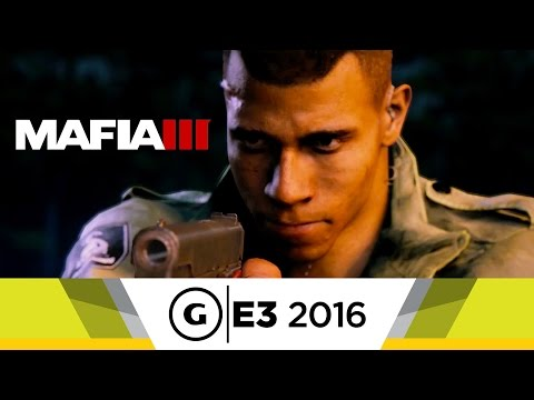 20 Minutes of Official Gameplay - Mafia III