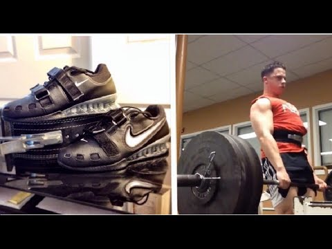 New Squat Shoes - Heavy Squats / Deadlifts Update (Week 2) Image 1
