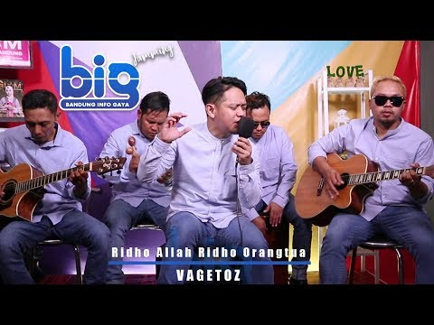 Download VAGETOZ - Ridho Allah Ridho Orangtua BIG JAMMING Mp4 baru