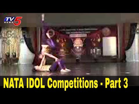 TV5 - NATA IDOL Competitions Part -3 | New Jersey | America | TV5 News