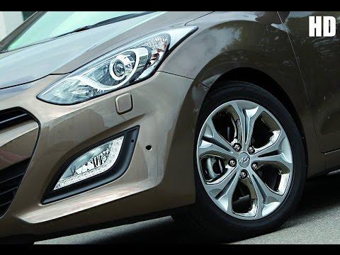 Hyundai i30 1.6 CRDi 2015 - 136 Hp DCT Test Sürüşü