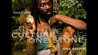 CULTURE - Rastaman A Come (One Stone)