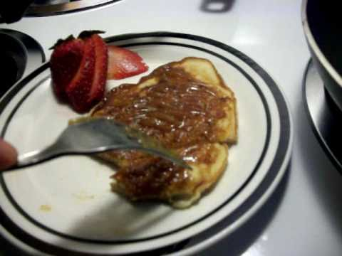 How To - Easy Banana Pancakes (Homemade from Scratch)