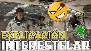 Explicación de INTERESTELAR | INTERESTELLAR | #Mefe
