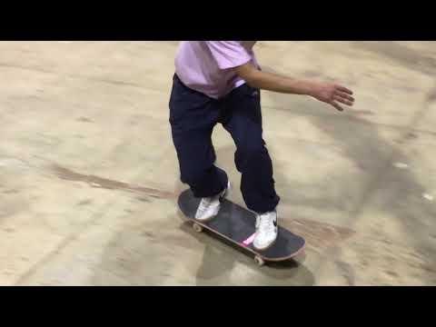 NJ Skateshop Game of Skate at Asbury Park Carousel Skatepark