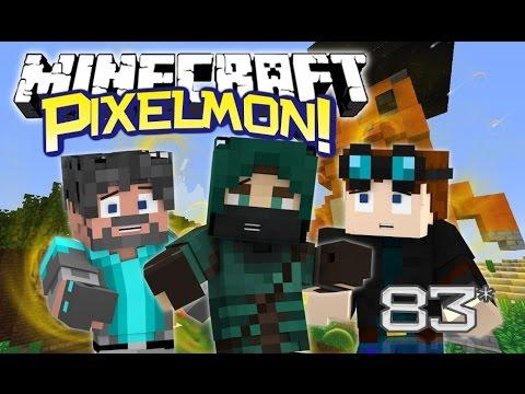 READY TO PARTY! | Minecraft PIXELMON MOD Pixelcore Let's Play! - Ep 83