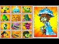 Every Plant Power-Up! vs PARASOL ZOMBIE in NEW Plants vs Zombies 2