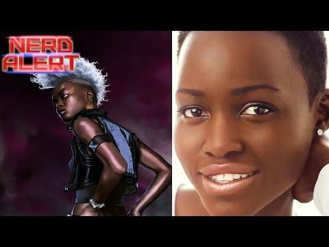 Lupita Nyong'O in Talks for Black Panther