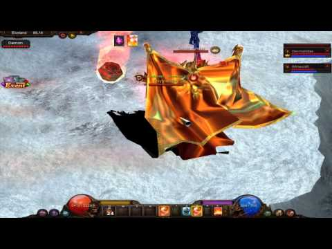 [MU Online] Summon the Devils (2x Golden Kundun)