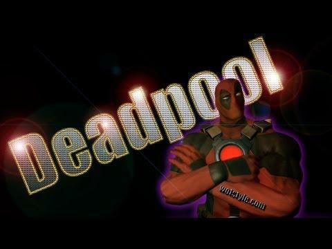 Deadpool gameplay - Прохождение. Часть 1