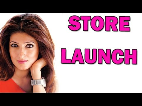 Twinkle Khanna's Exclusive Interview on her store launch! | Bollywood News
