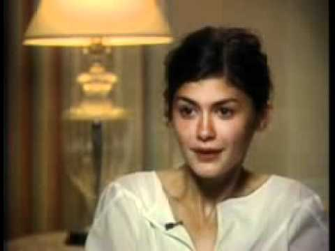 Audrey tautou interview (accent)